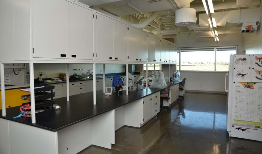 Integrated production laboratory  - IRDA